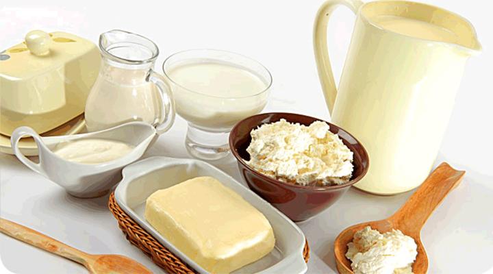 цены на молоко и молочные продукты в Украине