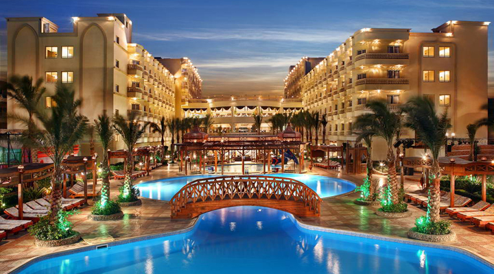 на готелі в Єгипті