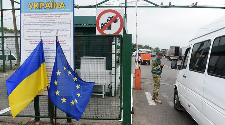 кордон Євросоюзу