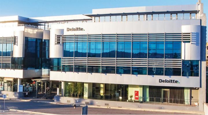 лідер з працевлаштування компанія Deloitte Consulting
