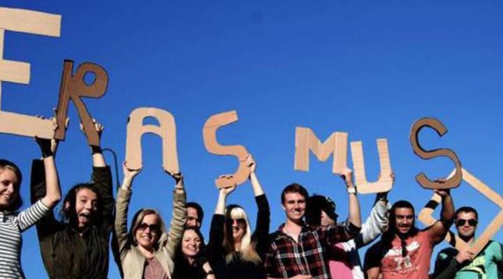 освітня програма Erasmus +