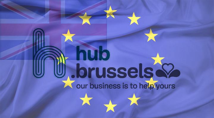 переезд британских фирм с помощью агентства Hub.Brussels