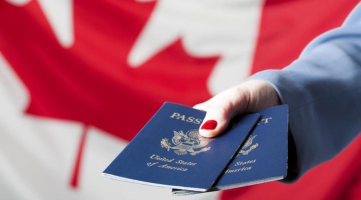 переезд на ПМД в Канаду