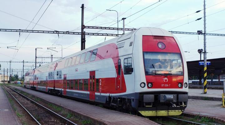 поїзд Мукачево - Кошице