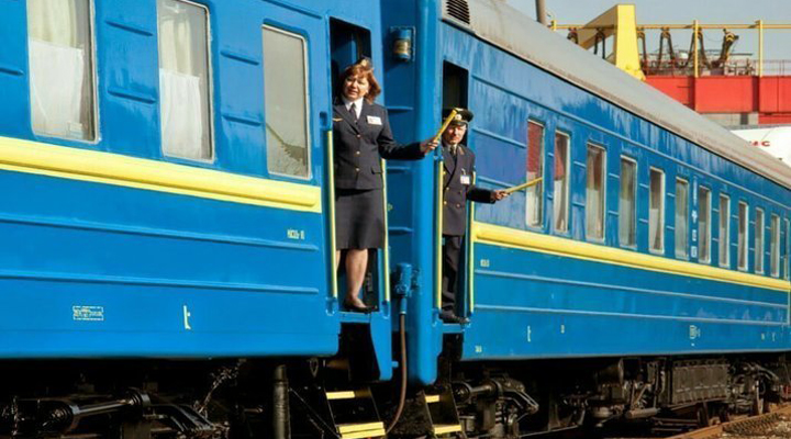 поїзди до Росії