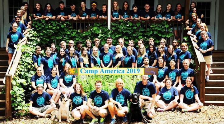 програма Camp America