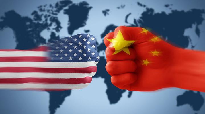 торговые войны между Китаем и США