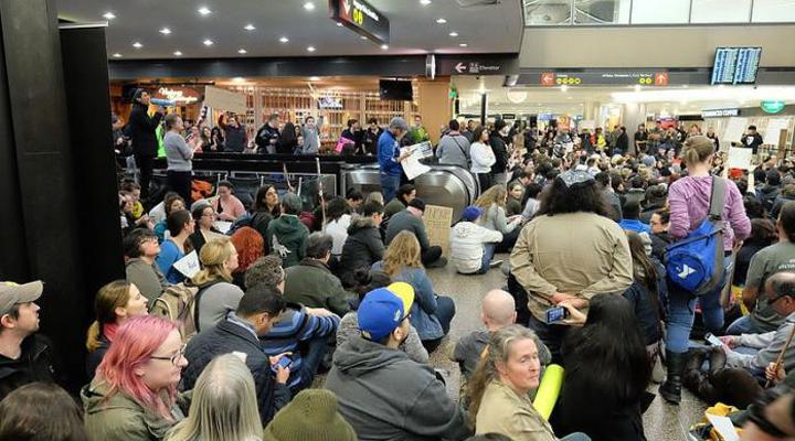 страйк в аеропорту Гамбурга