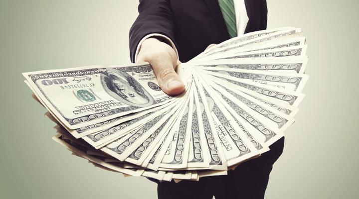 заработок в долларовом эквиваленте