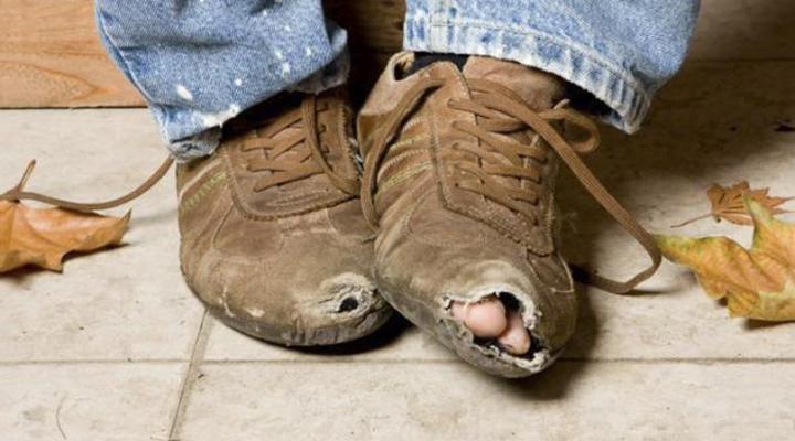 жизнь за чертой бедности