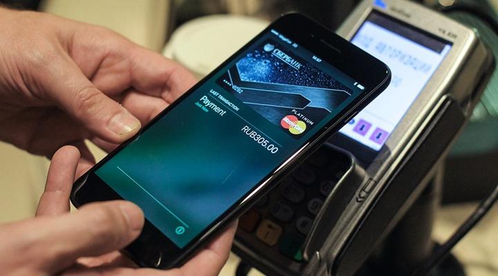 безконтактні платежі з картами MasterCard
