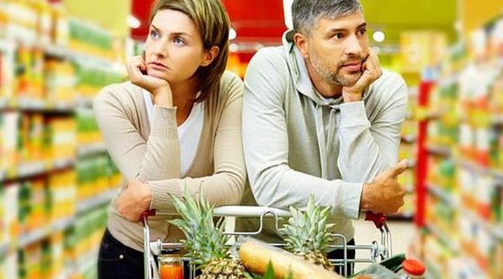 ціни на продукти харчування в Україні