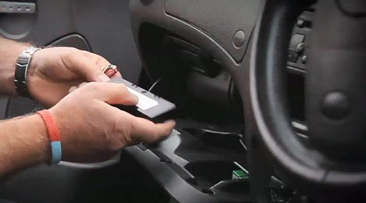 «черные ящики» в автомобилях