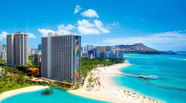 Гаваї - найбільший благополучний штат