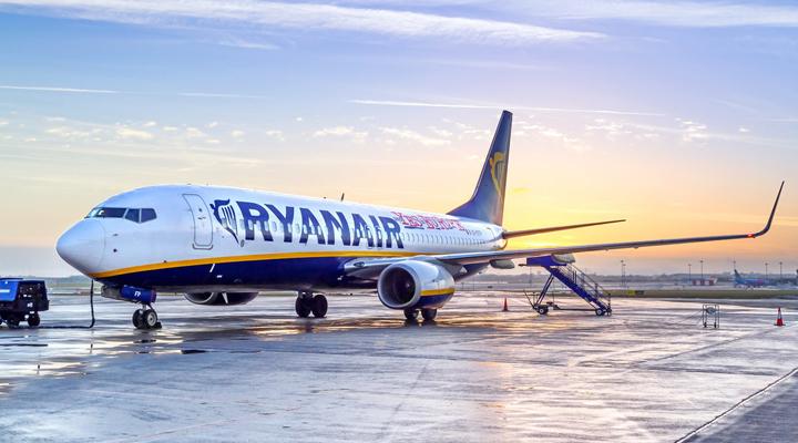 ірландський лоукостер Ryanair