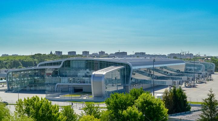 Международный аэропорт «Львов» имени Данилы Галицкого
