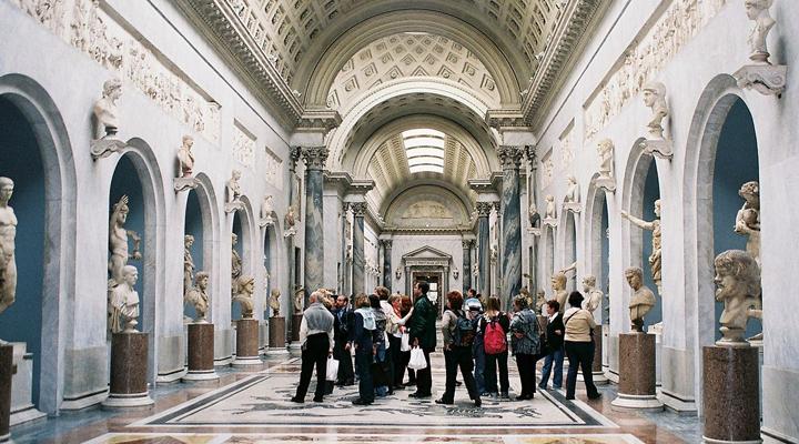 «Неделя музеев» в Италии