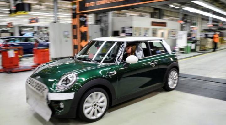 Оксфордский мини-завод BMW