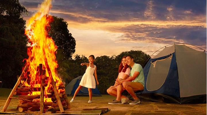 отдых в палатках в Греции