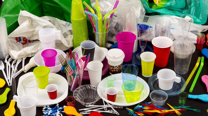 отказ от использования одноразовых пластиковых изделий