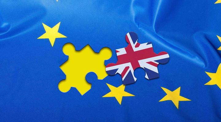 ожидаемый выход Великобритании из Европейского союза