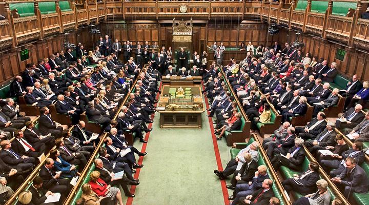 Палата общин британского парламента и Brexit
