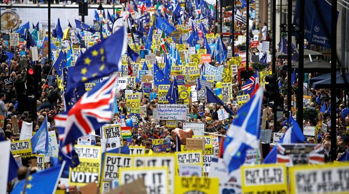 петиція проти Brexit