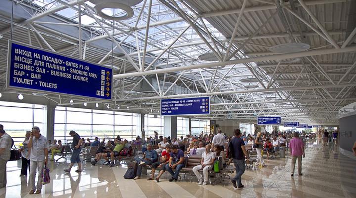 зростання пасажиропотоку аеропорту «Бориспіль»