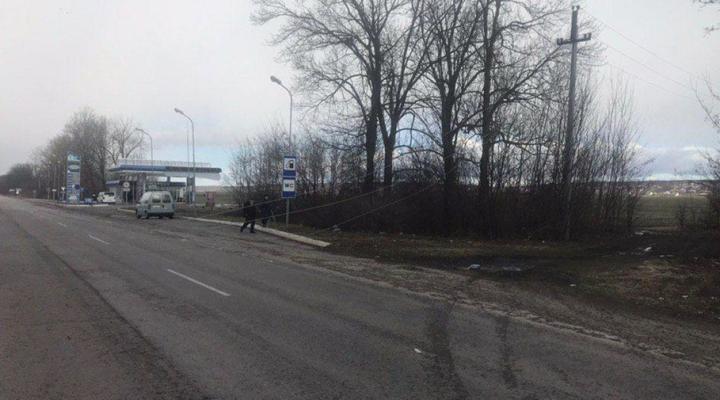 трасса между Украиной и Румынией оказалась временно заблокированной