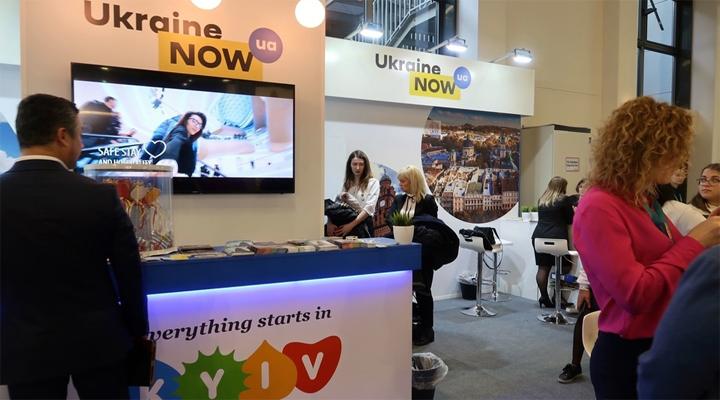 туристический потенциал Украины был представлен на Берлинской международной туристической выставке ITB-2019