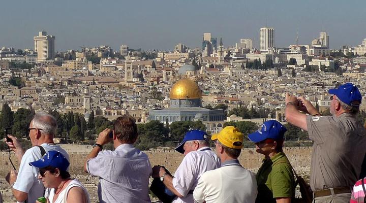 туристи в Ізраїлі