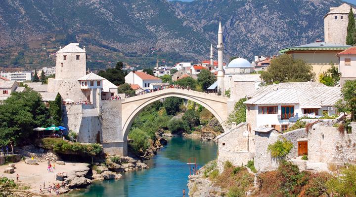 туризм в Боснії і Герцеговині
