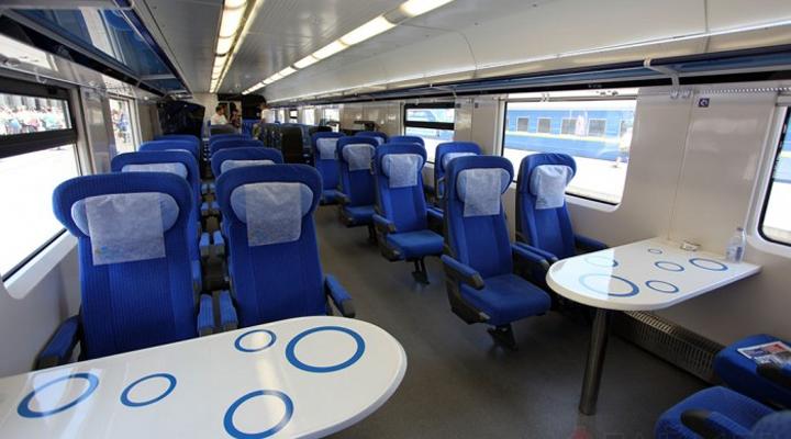 «Укзализныця» разделит поезда на классы
