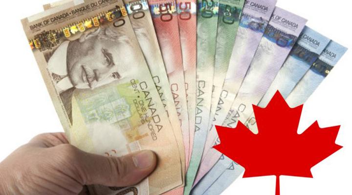 рівень зарплати в Канаді