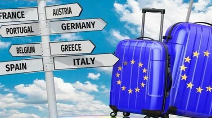 въезд на территорию Евросоюза