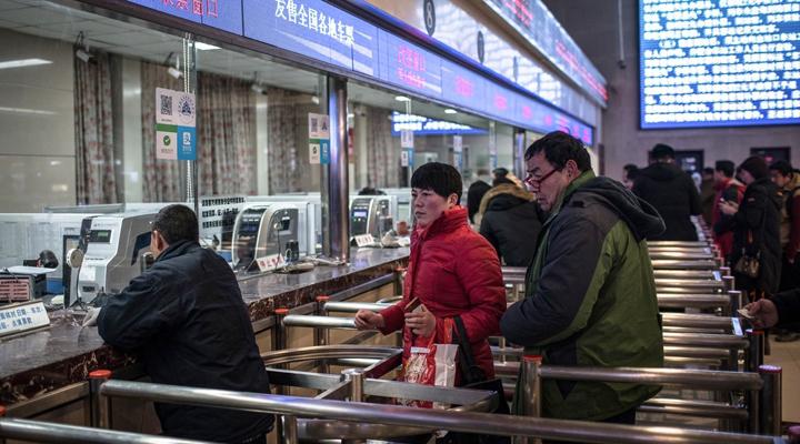 запрет на покупку билетов на самолеты и скоростные поезда в Китае