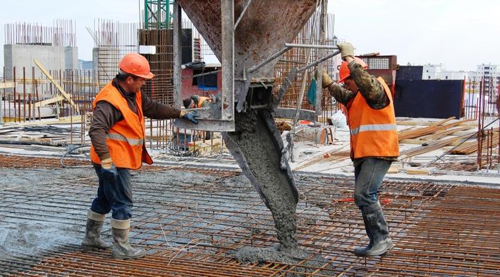 заробітні плати будівельників України