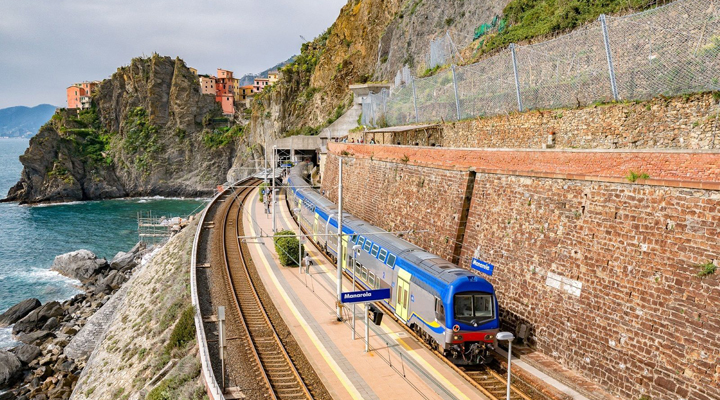 5 Terre Express покаже найкрасивіші місця Італії