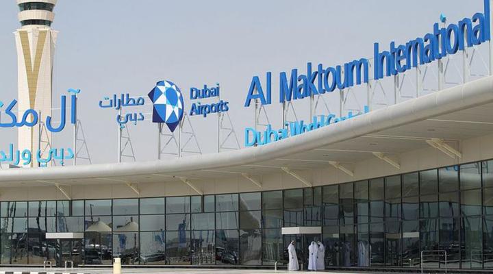 аеропорт Аль-Мактум