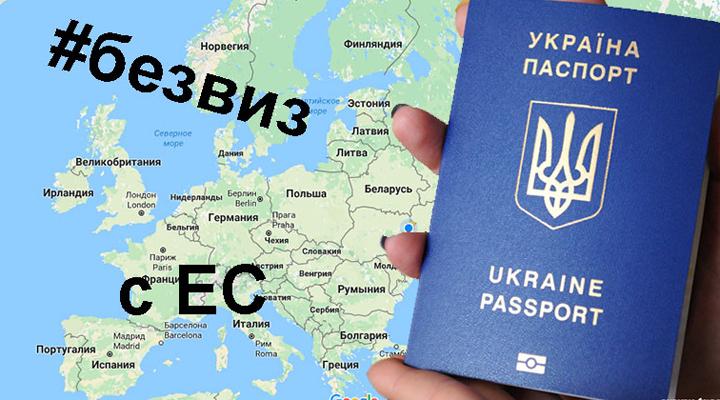 безвіз з Європейським союзом