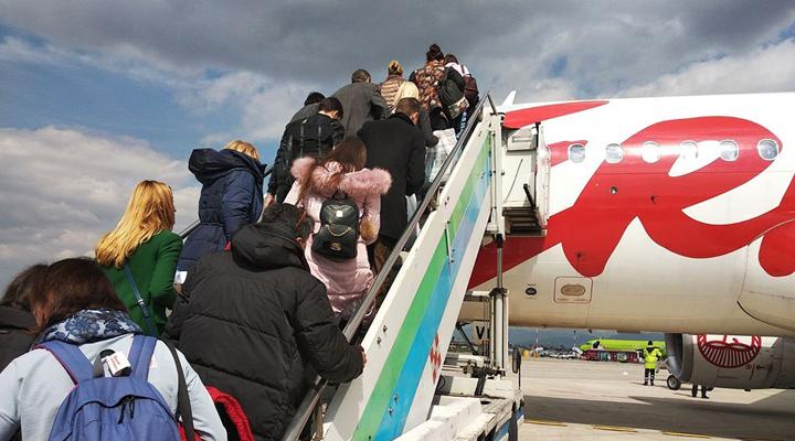 що можна брати в поклажу в авіакомпанії Ernest Airlines