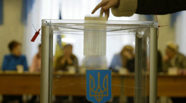виборчі дільниці для українців за кордоном