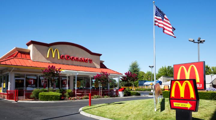компания McDonald's собирается трудоустраивать людей предпенсионного и пенсионного возраста