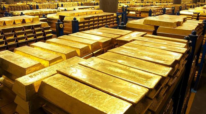найбільші золоті запаси країн світу