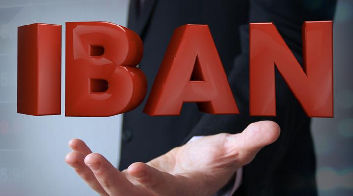 міжнародний банківський номер IBAN
