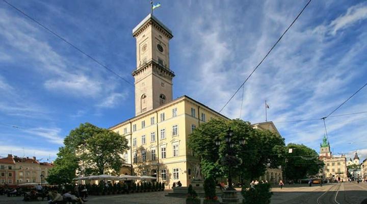 музей в підвалах львівської ратуші