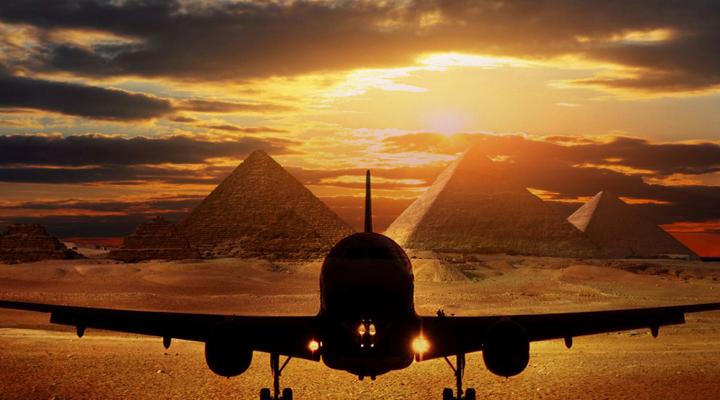 новый международный аэропорт «Бенерис» в Египте