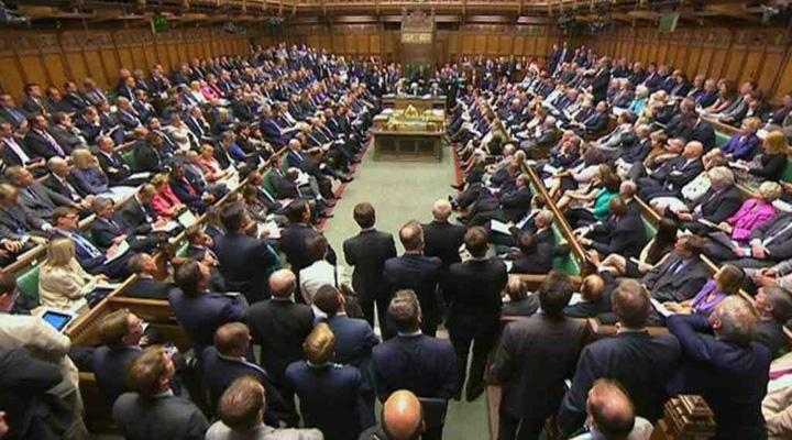 Палата громад британського парламенту і Brexit