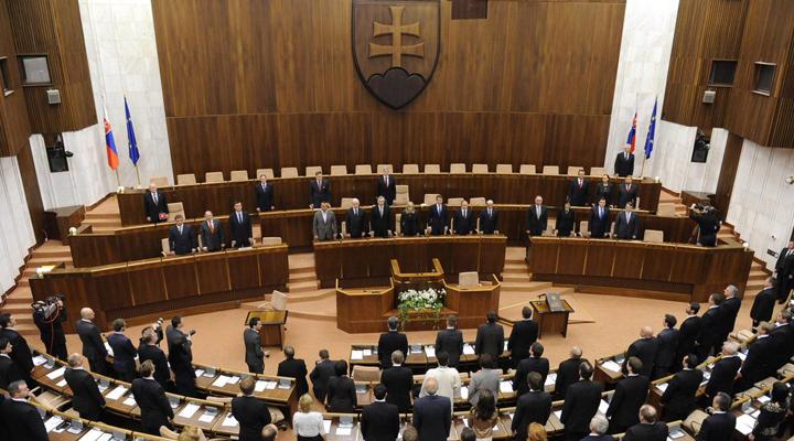 парламенту Словаччини