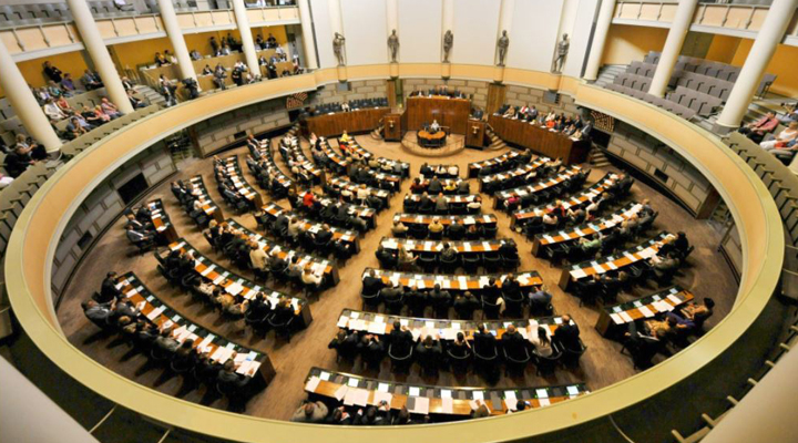 парламентські вибори в Фінляндії
